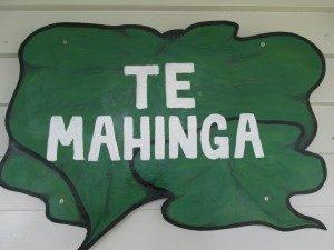 Te Mahinga